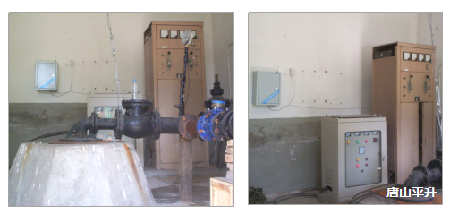 水源井智能监控系统|水源井监控|水源井无人值守|水井远程控制系统|水源地自动化监控|远程控制水泵启停案例照片