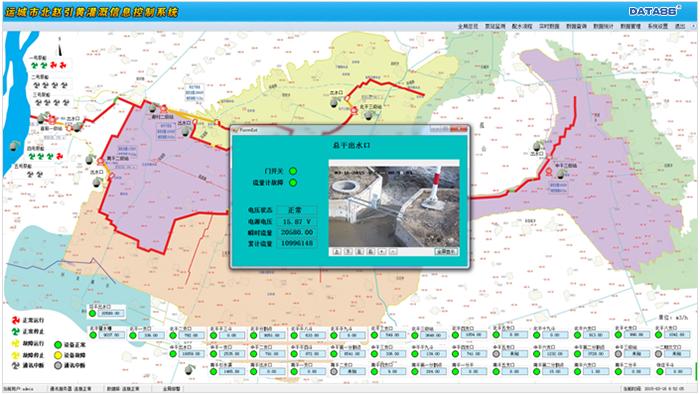 灌区信息化管理系统|灌区水利信息化|灌区高效节水灌溉自动化|灌区供水远程控制|灌区闸门远程开关|渠道流量水位实时测报|灌区用水量管理信息系统