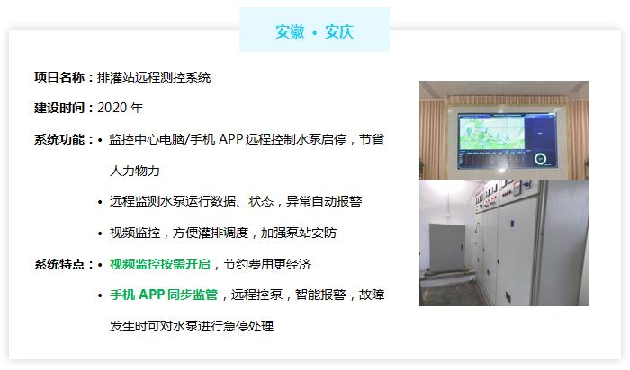 排水泵站无人值守系统——安徽安庆市案例