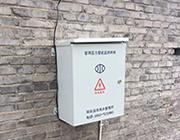 管网压力监测山西忻州河曲县管网压力监测系统