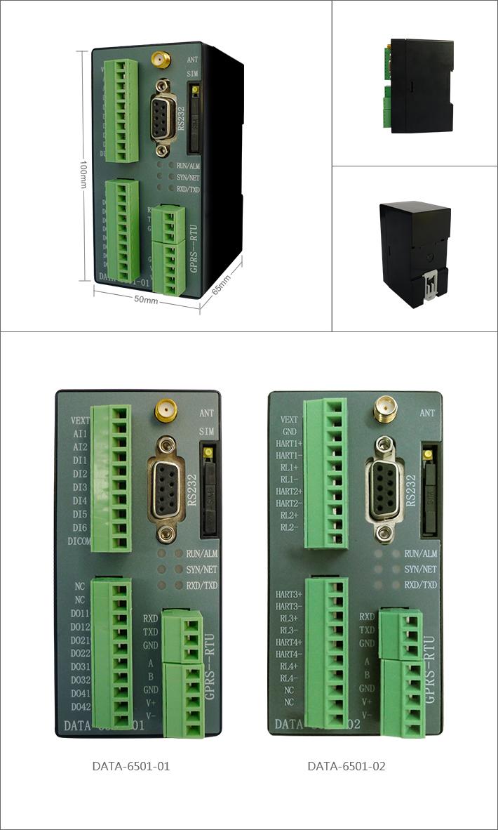 自由扩展微功耗型RTU,产品细节展示