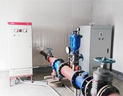 新疆某市基础设施项目供水工程