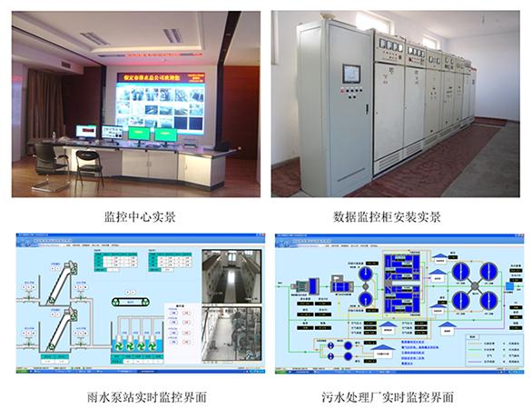 排水公司信息化管理系统 城市排水在线监控 智慧排水监控系统 排水泵站远程监控系统 污水泵站自动化控制