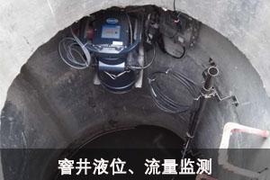 4G电池供电测控终端RTU用于窨井监测
