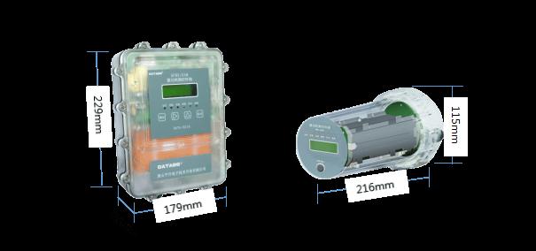 4G电池供电测控终端RTU产品图