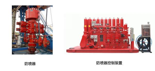 防喷器/防喷器控制装置