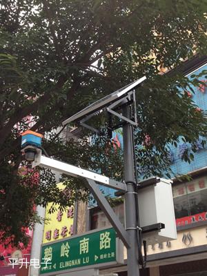 广东惠州市低洼处水位监测