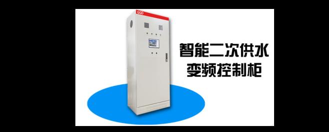 智能二次供水变频控制柜产品图