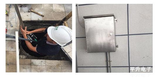 排水井监测站