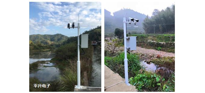 福建水电站下泄生态流量监管系统案例照片